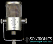 BeatIt presents SONTRONICS drum microphones