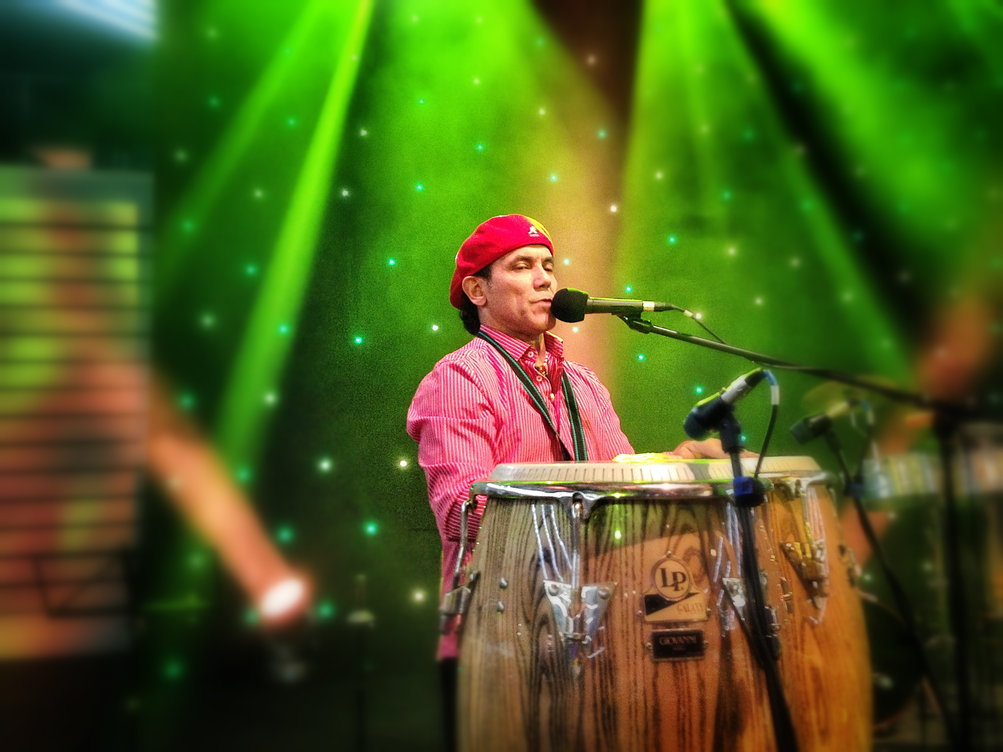 "Jose Torres & Havana Dreams ""Por ahi nos vemos"" live for BeatIt"
