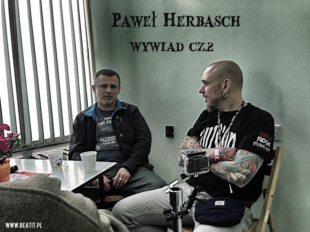 Paweł Herbasch of Illusion interview pt. 2