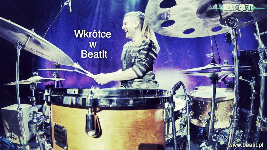 Paweł Dobrowolski on BeatIt