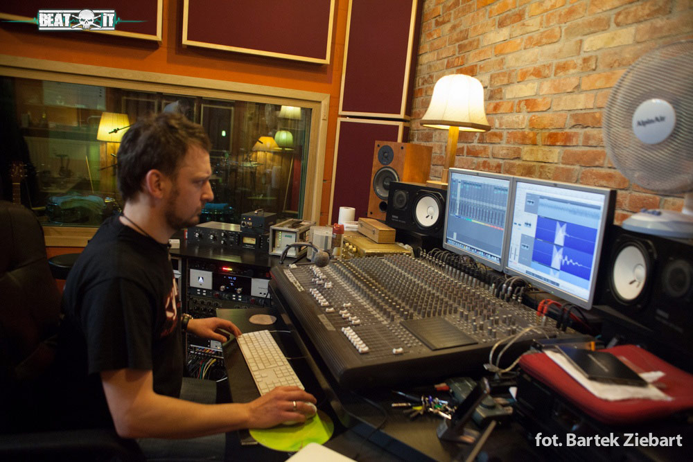BeatIt at Perlazza Studio pt. 3