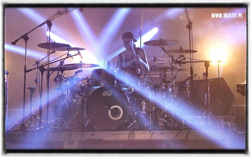 Bartek Pawlus drum battle