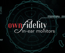 Own Fidelity In-ear Monitors Teaser