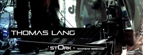 """Thomas Lang & stOrk – """"Chainsaw Serenade"""""""