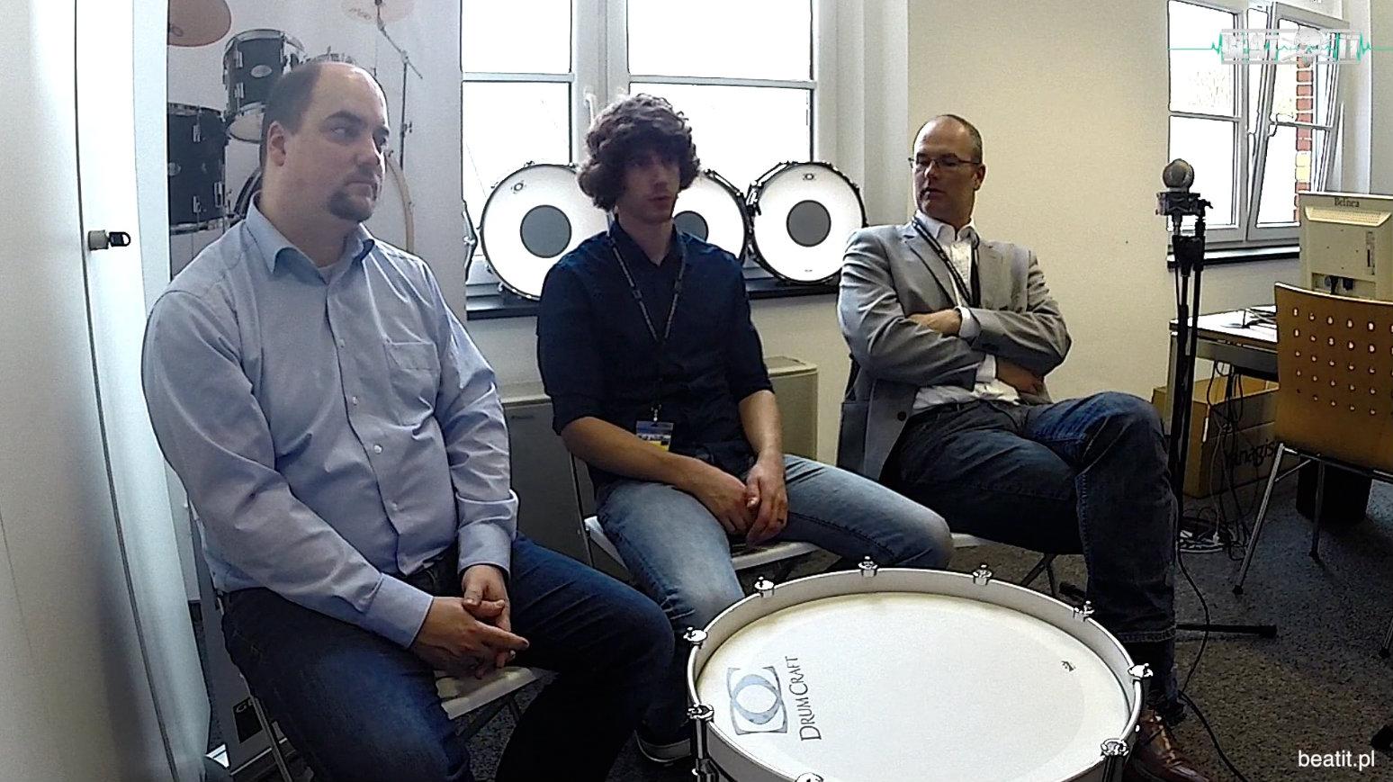 DrumCraft Interview, Pt. 1