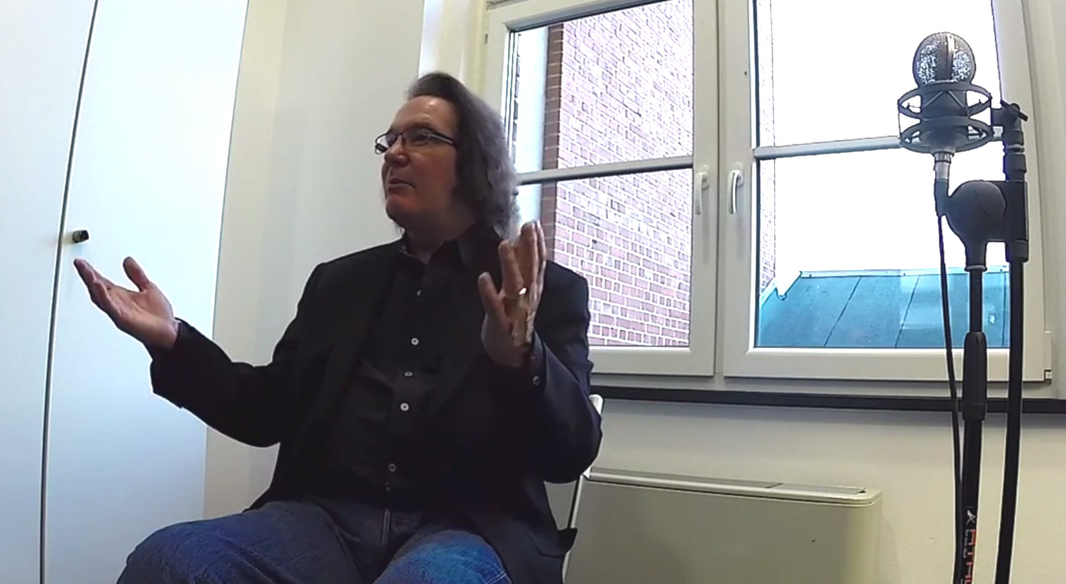 John Good Interview