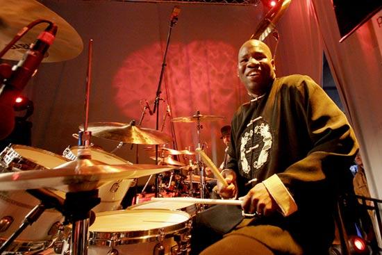 John Blackwell to attend TAMA 40th Anniversary Drum Festival