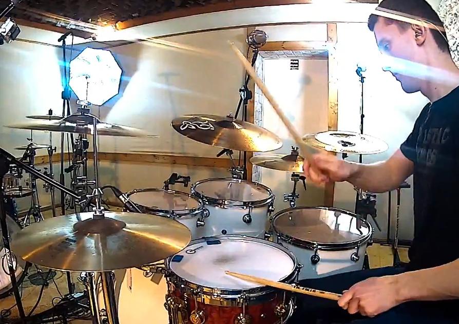 Adam Królik – drum duel
