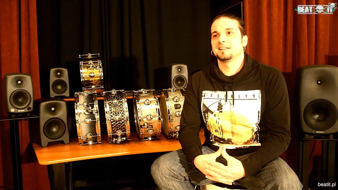 Adam Marko Interview, Pt. 1