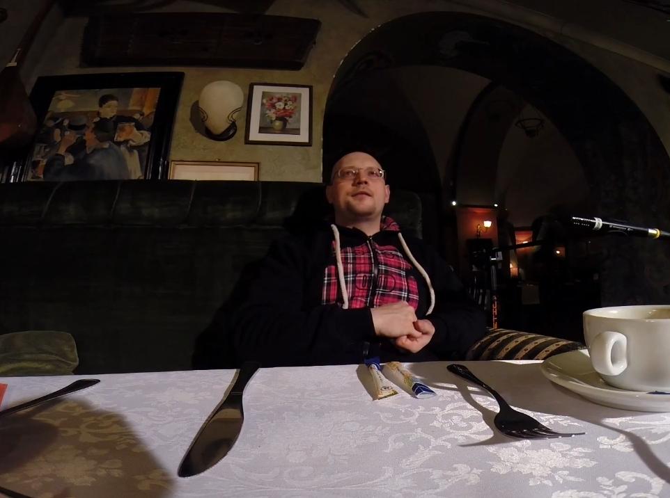 Tomasz Łosowski Interview, Pt. 3