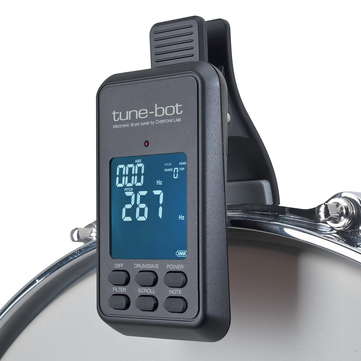 TUNE-BOT: Drum Tuner Presentation