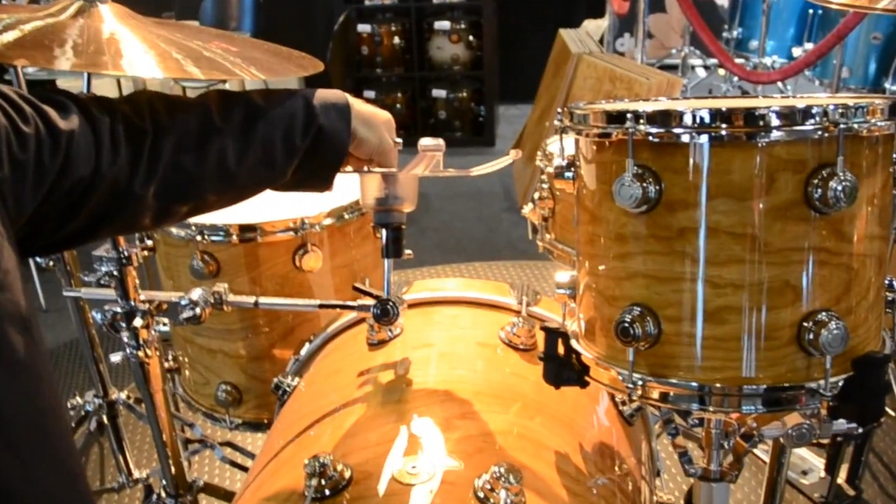 Musikmesse 2014: DW Booth, Pt. 2