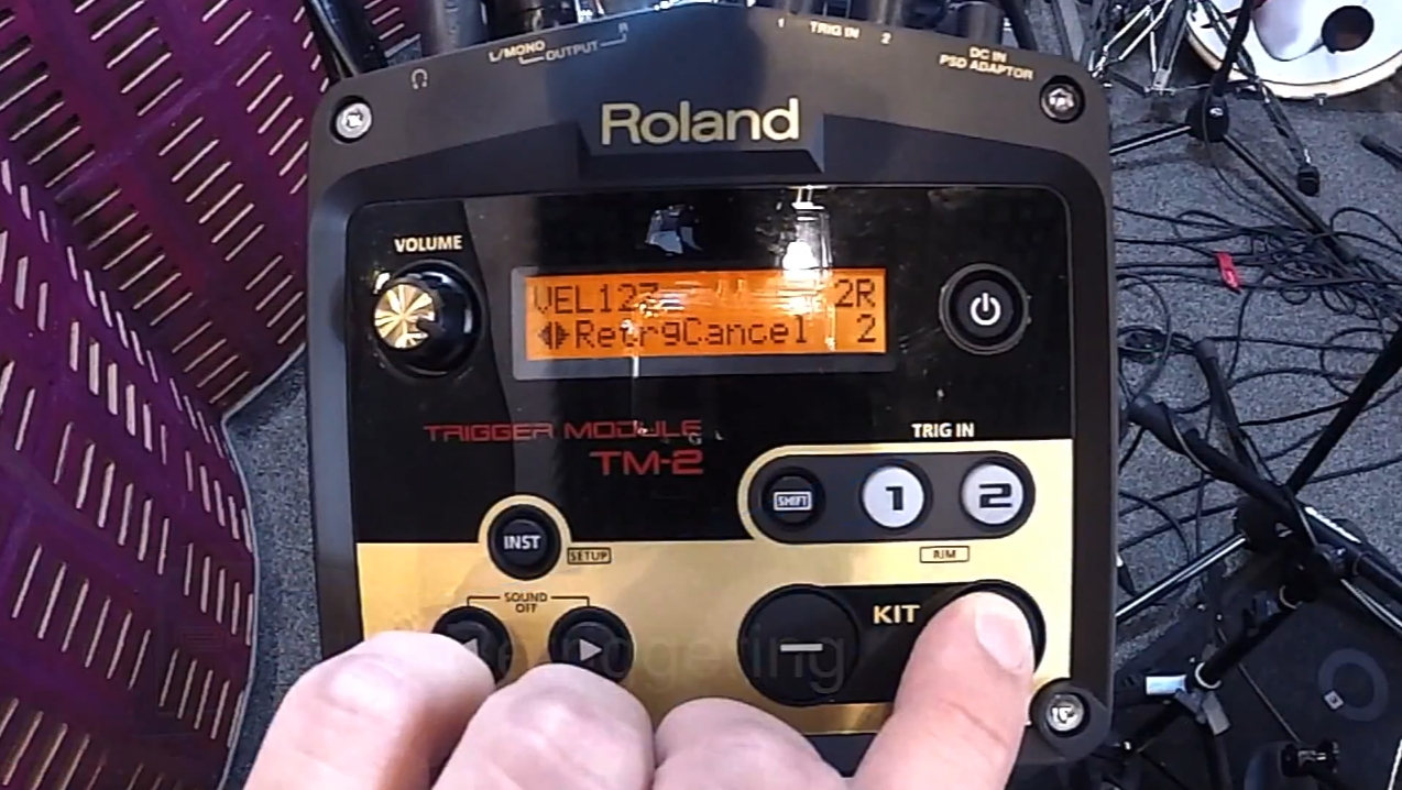 BeatIt Test: Roland TM-2