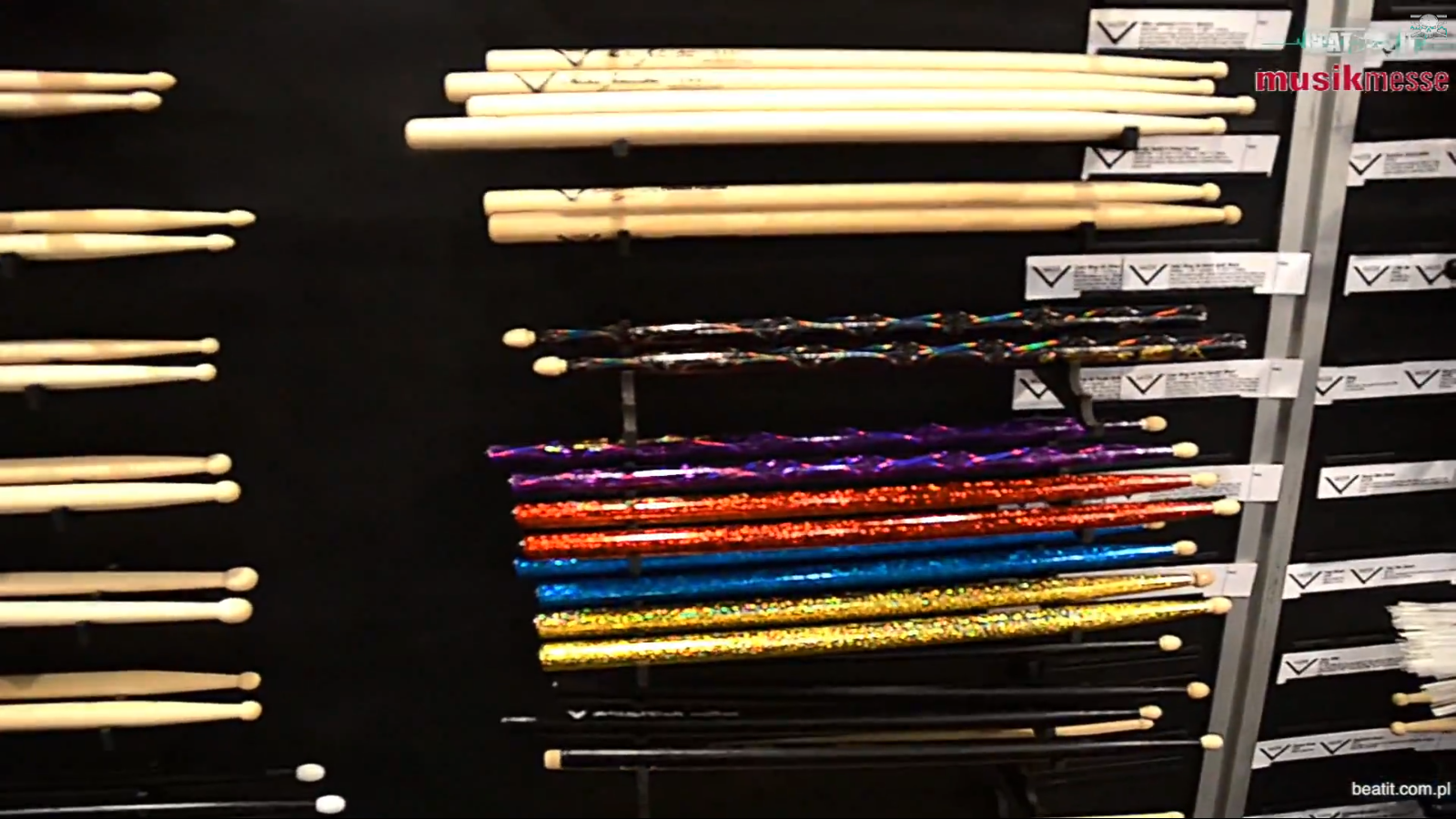 VATER at Musikmesse 2014