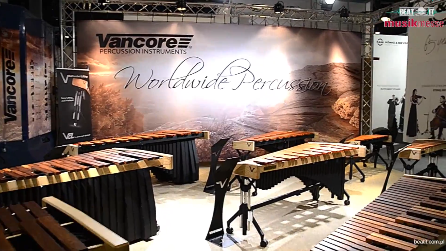 Vancore at Musikmesse 2014