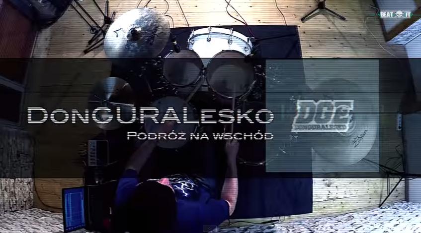 M. Głuchowski – 'Podróż na wschód' Drum Cover
