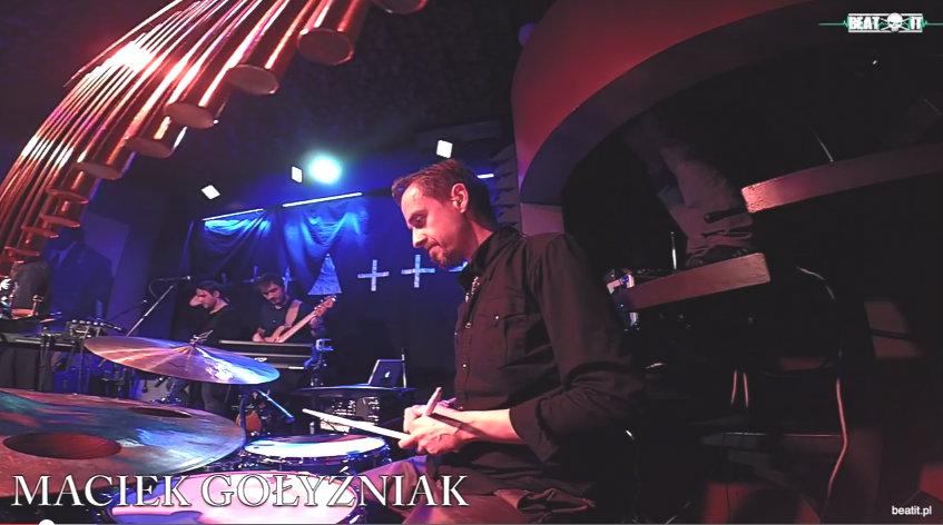 """Sorry Boys & M. Gołyźniak – """"The Sun"""" LIVE"""