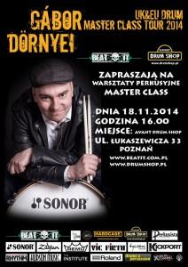 Gabor Dornyei in Poland
