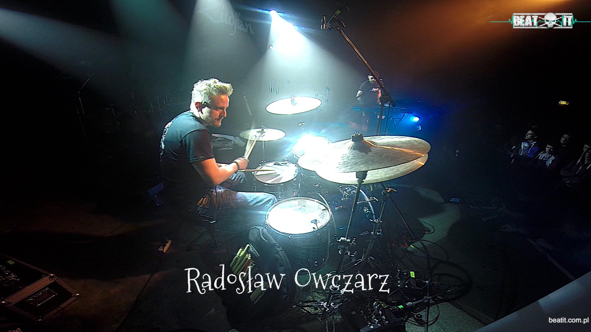 """Radek Owczarz – """"Mistreated"""" LIVE"""