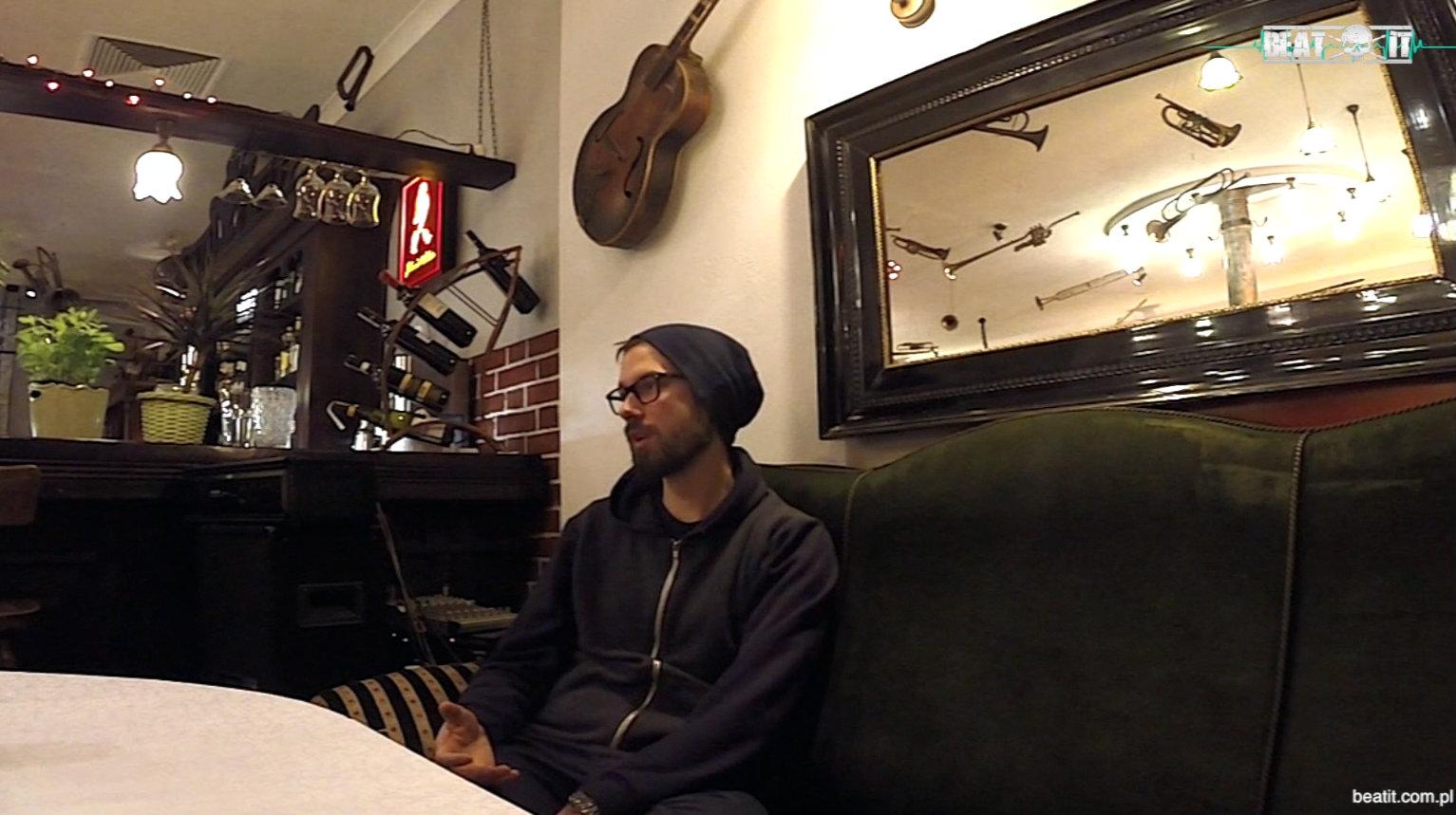 Benny Greb Interview, Pt. 1