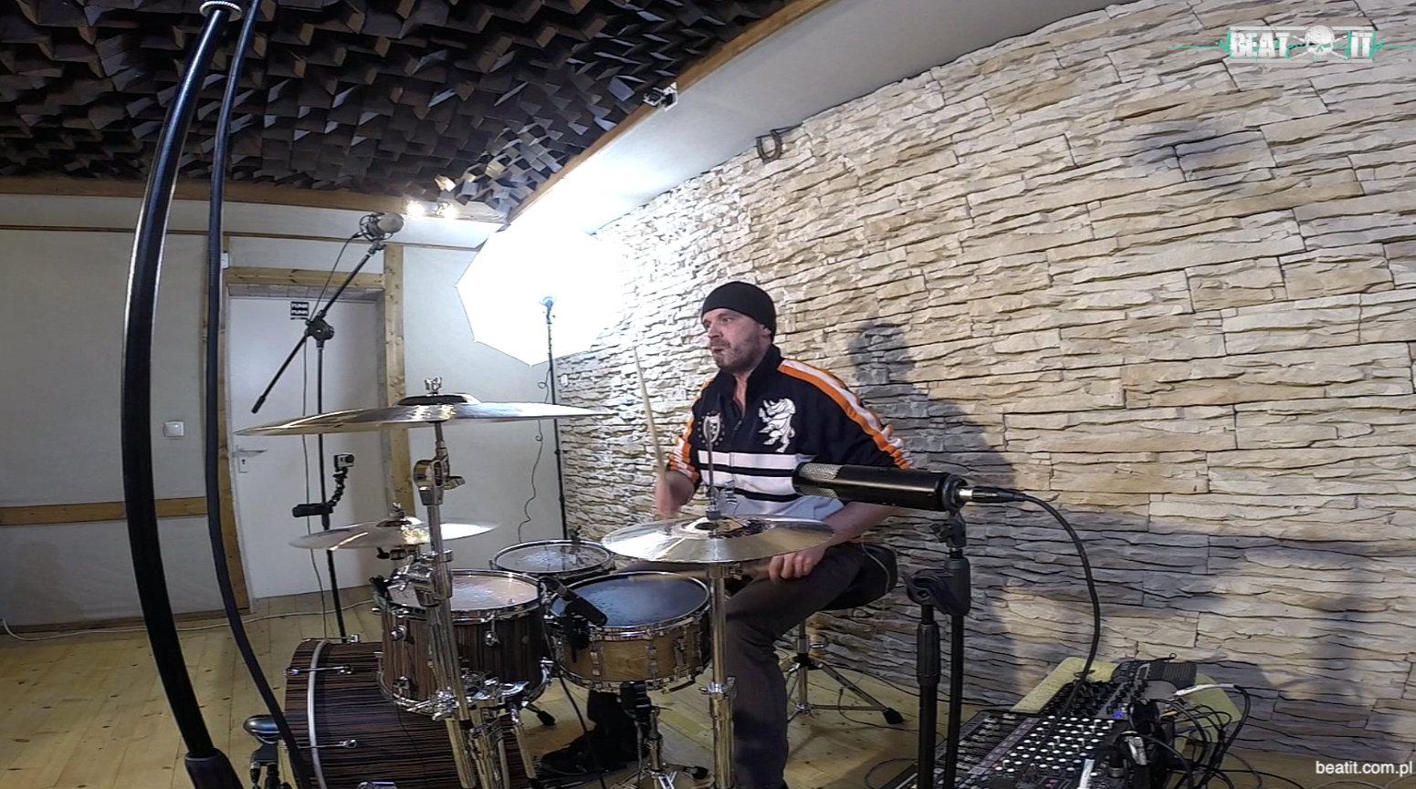 Zildjian 14.25″ K Custom Hybrid Hi Hat