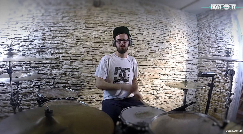 Muciek – 'Niech się dzieje' Drum Cover