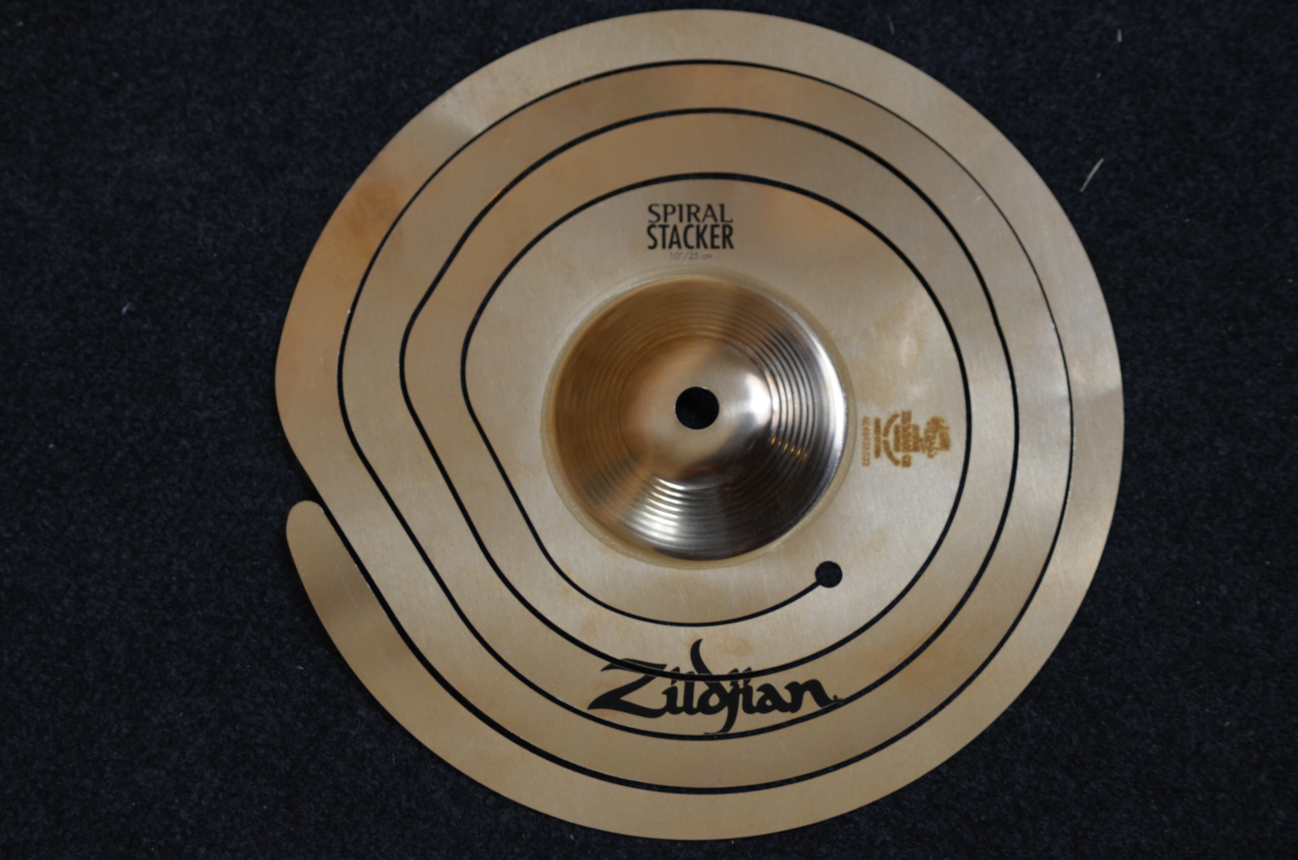 Zildjian Spiral Stacker