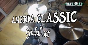 Amedia Classic Cymbal Set