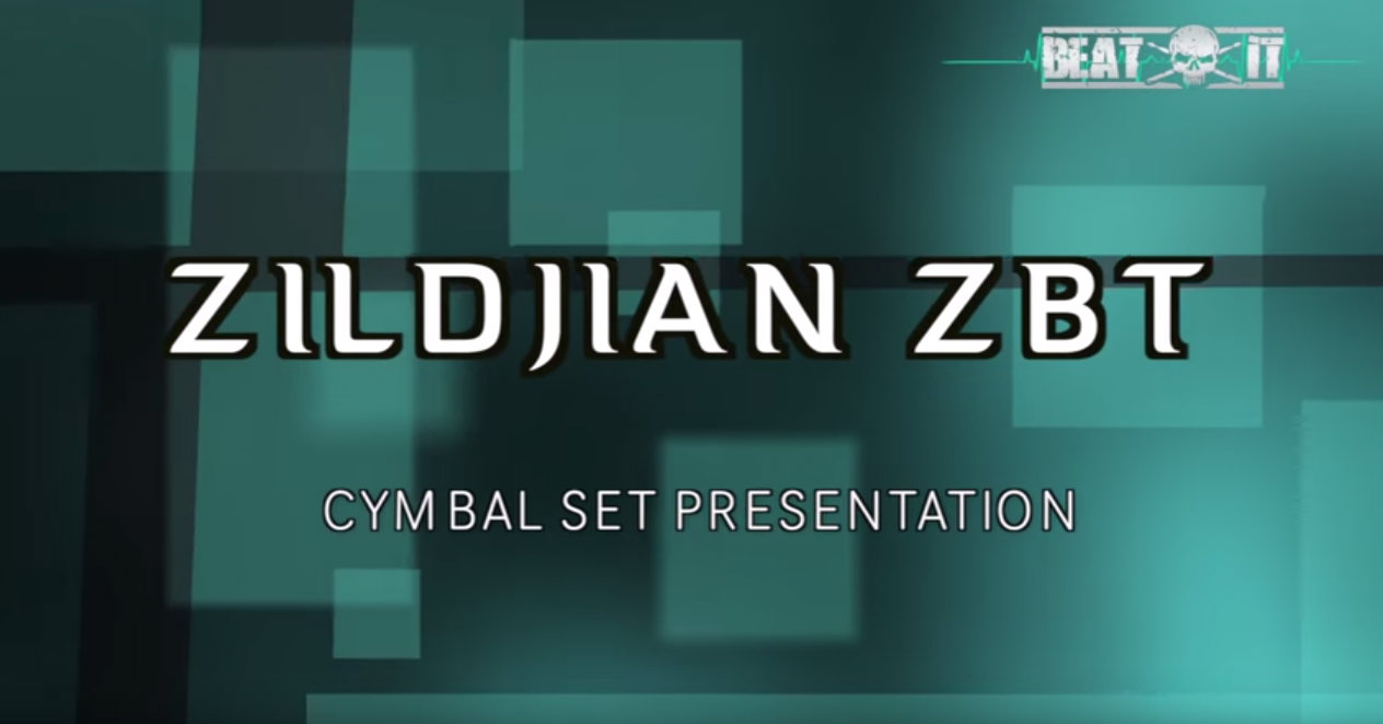 Zildjian ZBT Cymbal Set