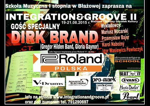 Integration & Groove 2015