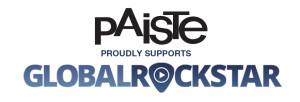 Paiste Global Rockstar