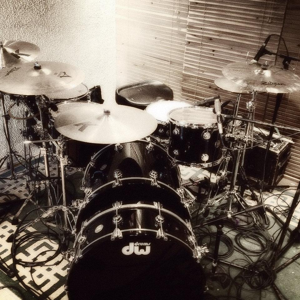 Flapjack in Studio