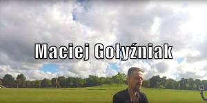 M. Gołyźniak Interview, Pt. 1