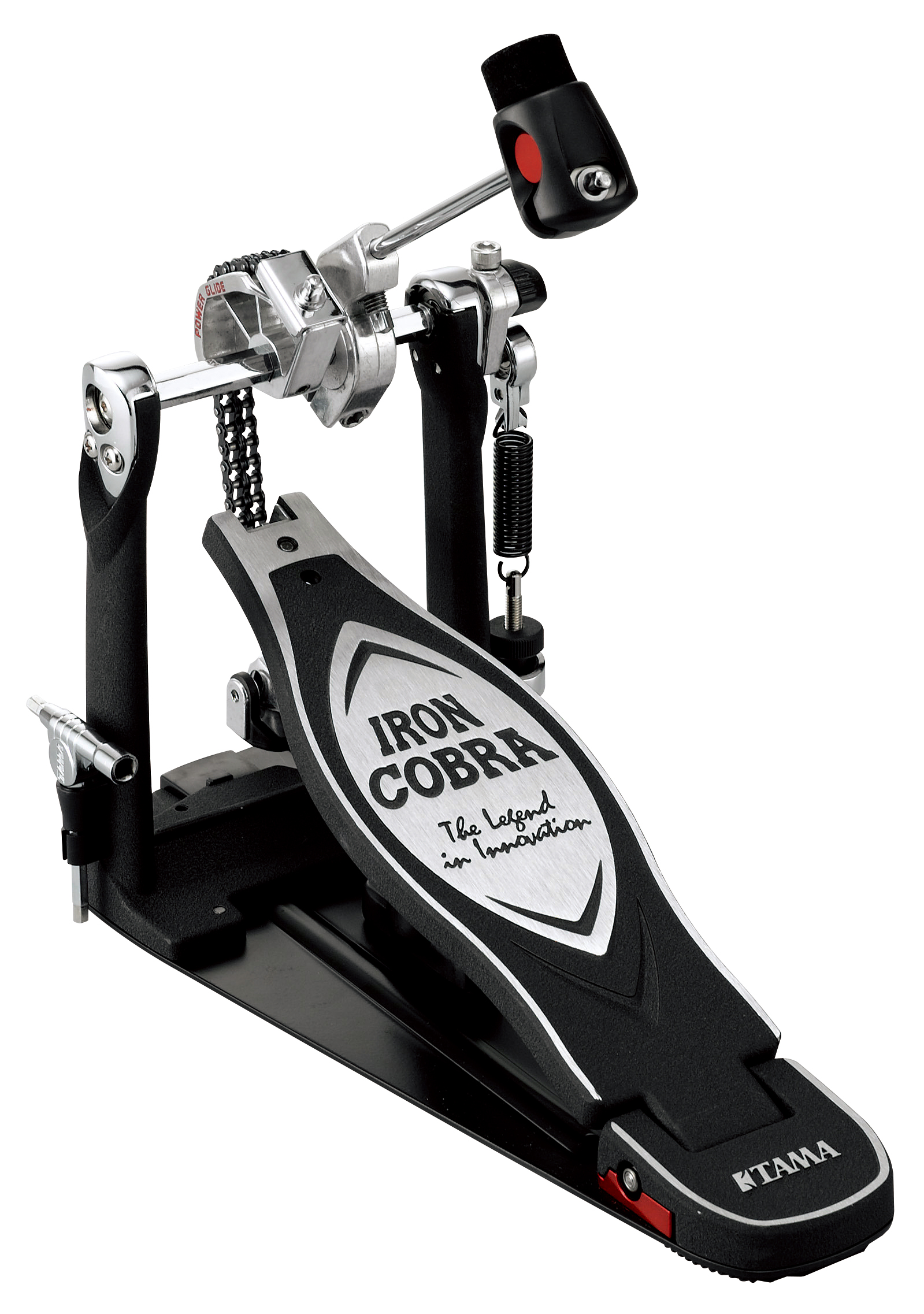 TAMA presents their new Iron Cobra and Speed Cobra drum pedals