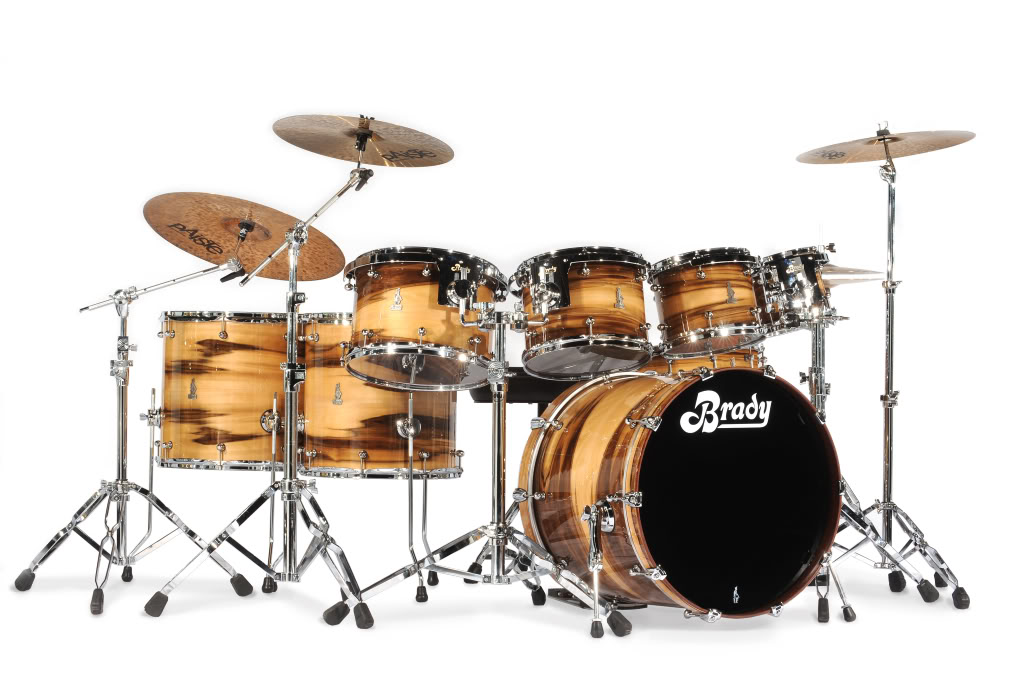 Brady Drum Company closes its business