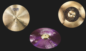 New Signature cymbals by Paiste