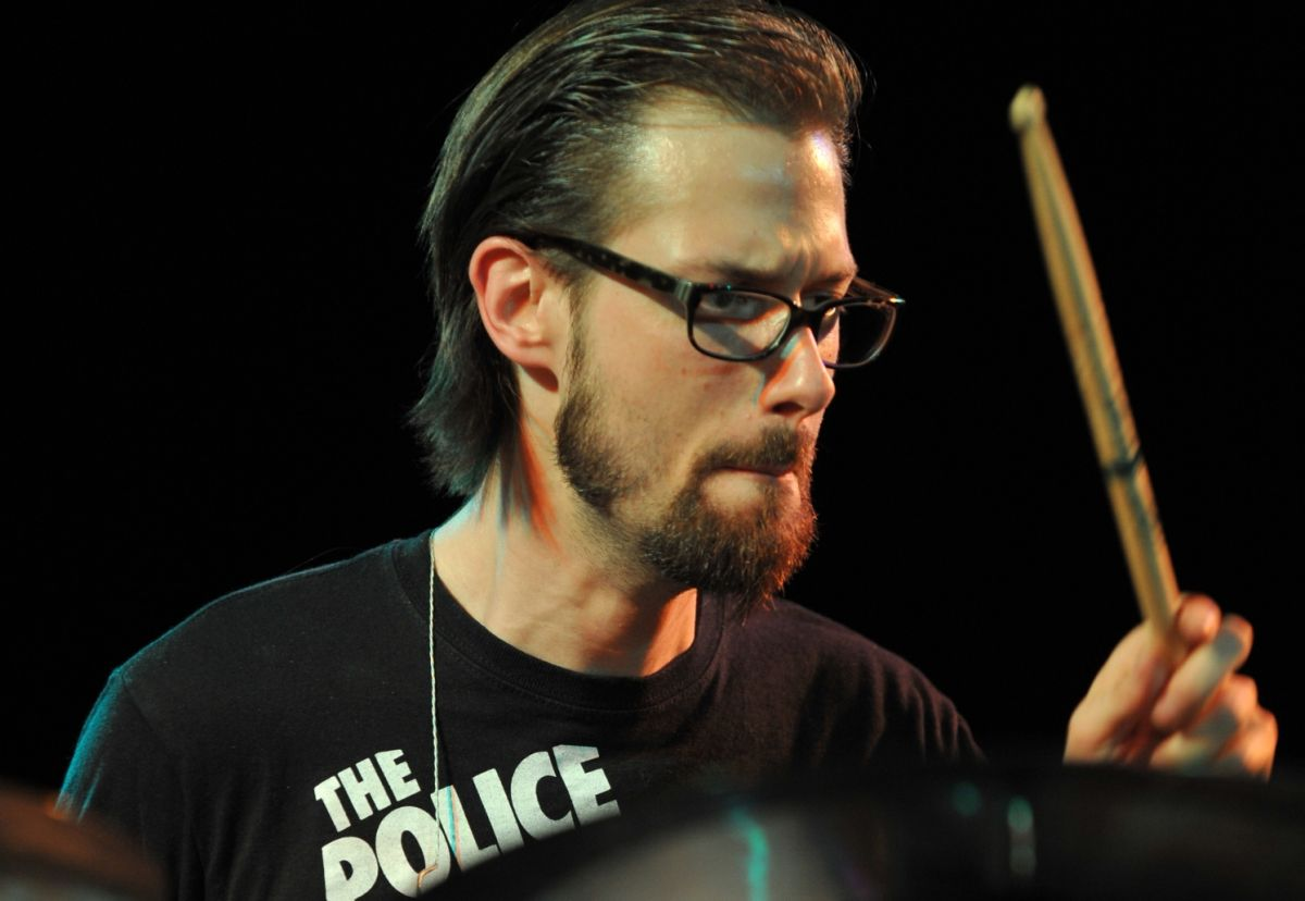 Drum Workshops with Benny Greb