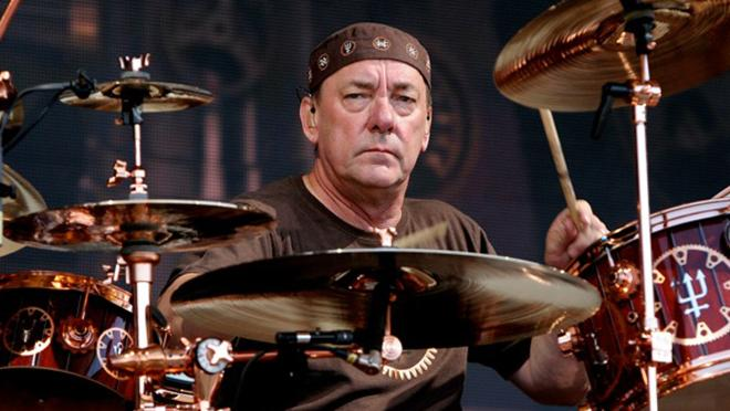 Tom Hanks will star as Neil Peart!