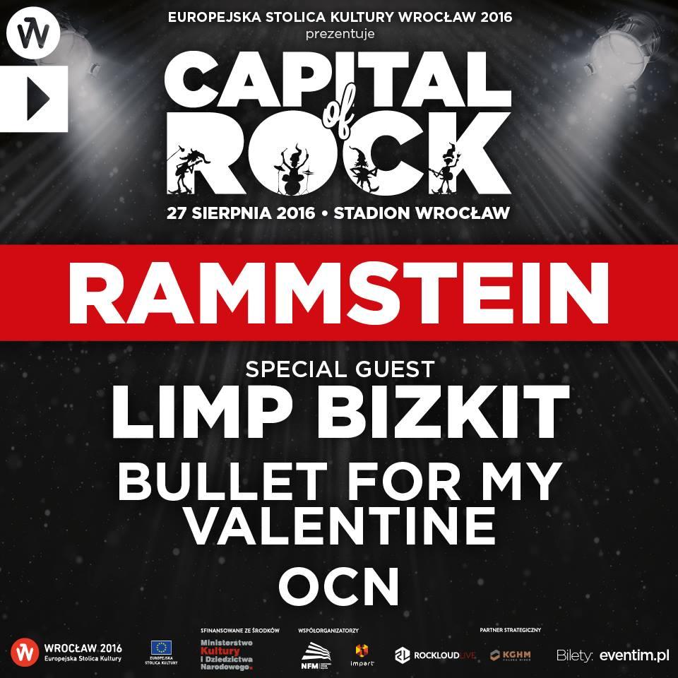 Rammstein will play Poland
