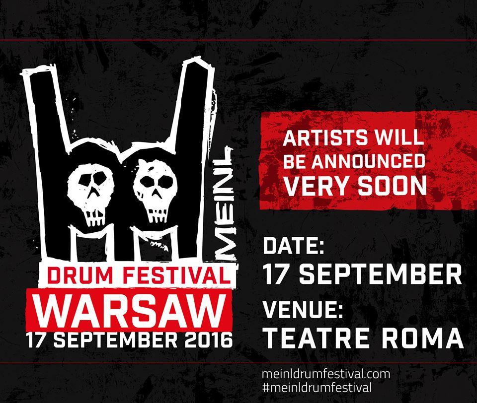 Meinl Drum Festival 2016