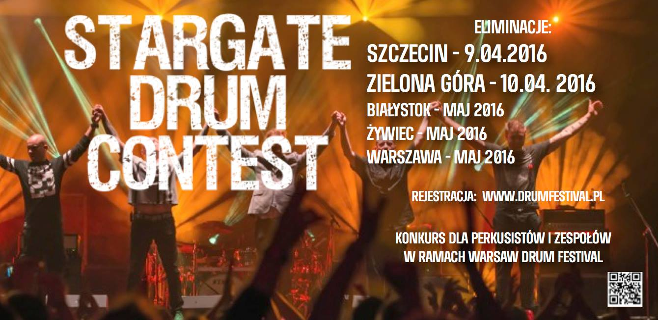 Stargate Drum Contest