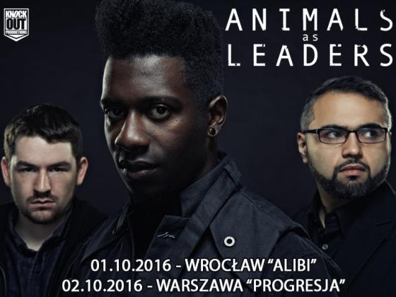 Animals As Leaders in Poland