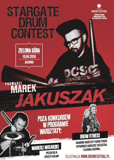 Stargate Drum Contest in Zielona Góra