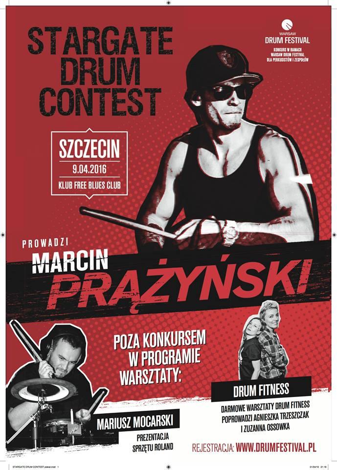 Stargate Drum Contest in Szczecin