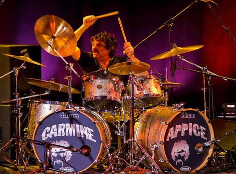 Carmine Appice looks back on his life