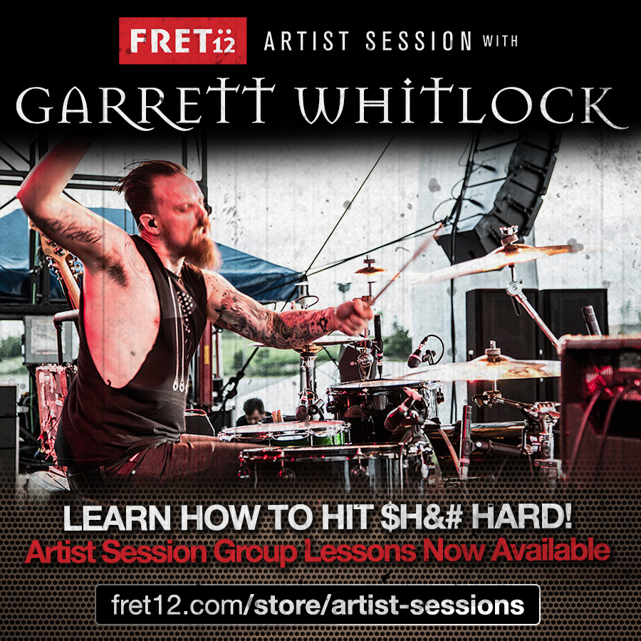 Garrett Whitlock Artist Sessions