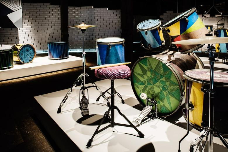 Designer Drumheads