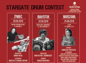 Stargate Drum Contest in May 2016