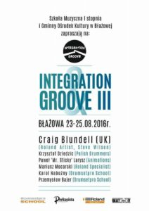 Integration & Groove 2016
