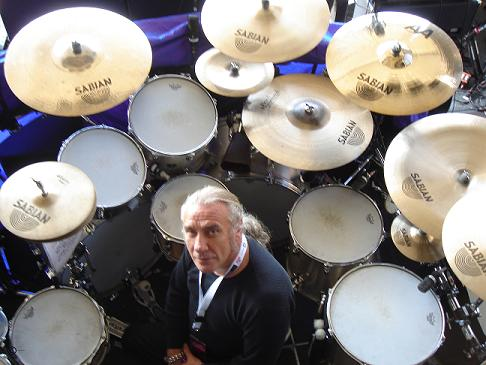 Bill Ward's New Band